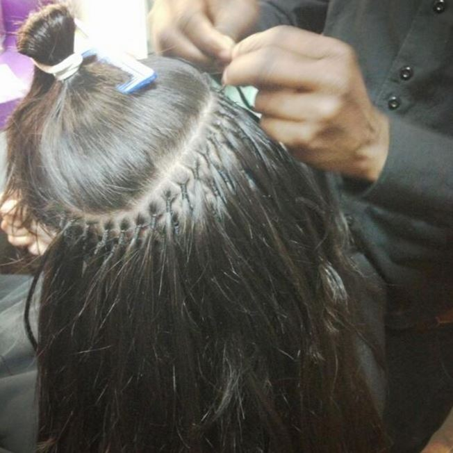 knot extensions