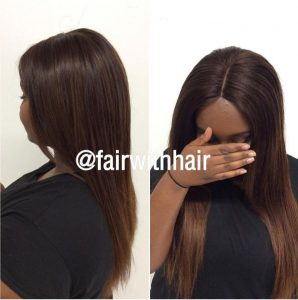 hair extension lace closure
