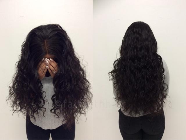 bra frisör lockigt hår stockholm